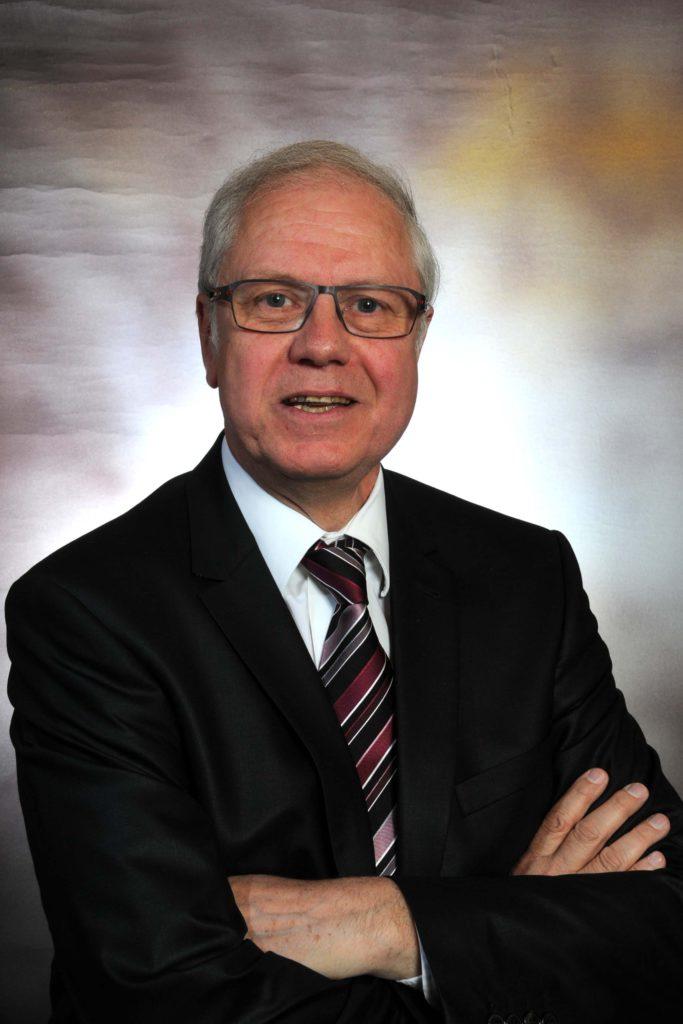 Prof. Dr. Ferbert – Porträtaufnahme